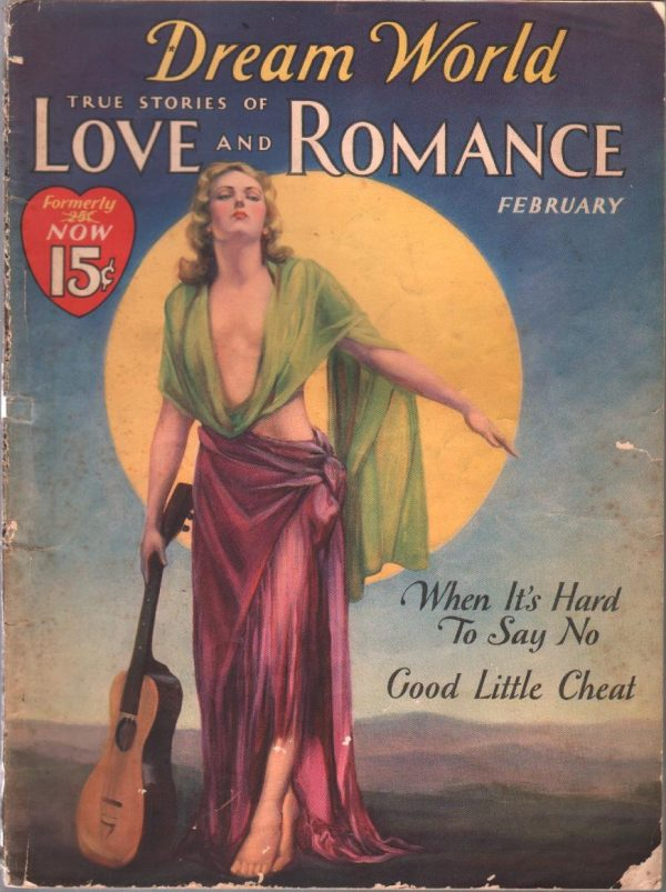 Dream World Love And Romance February 1933