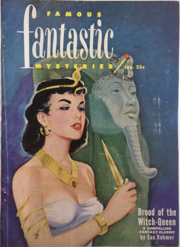 Famous Fantastic Mysteries January 1951