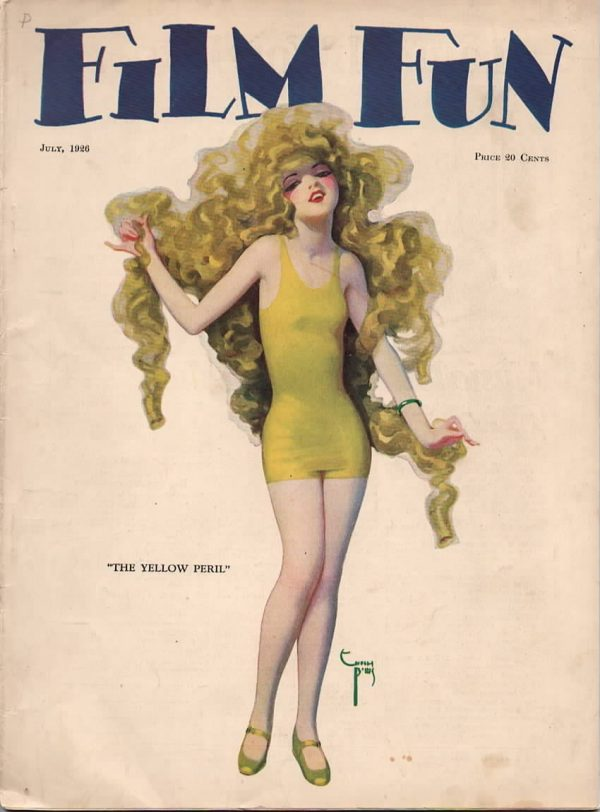 Film Fun July 1926