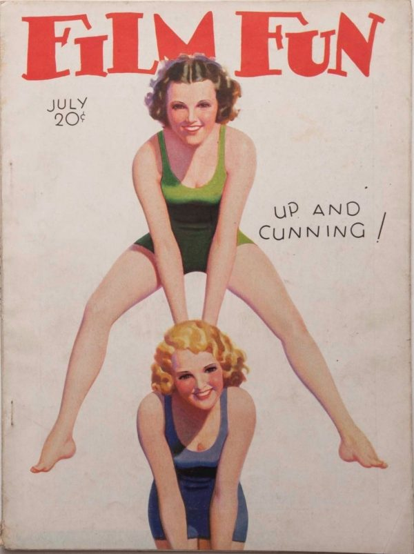 Film Fun July 1932