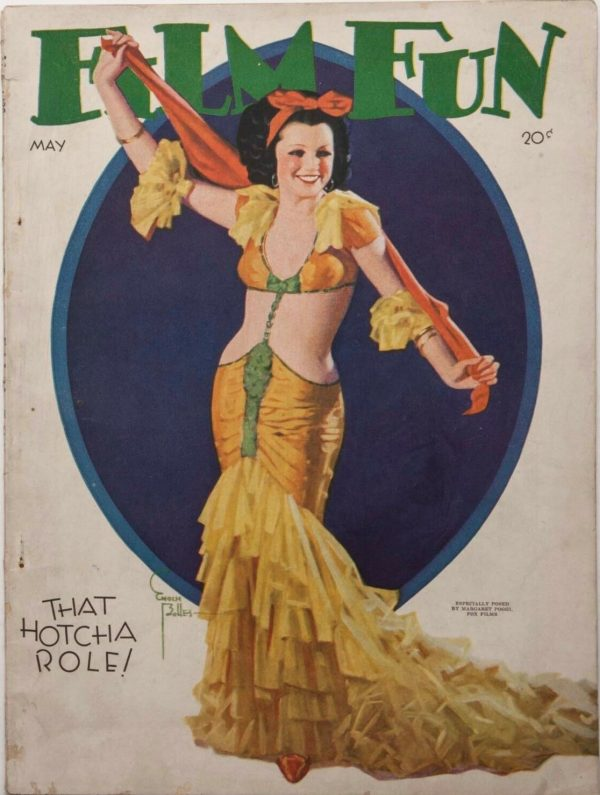 Film Fun, May 1932