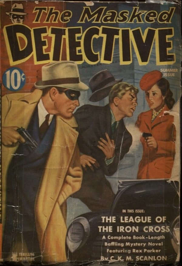 Masked Detective, The. 1941