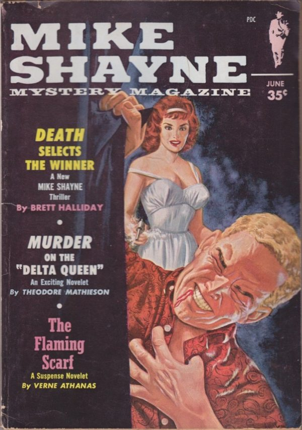 Mike Shayne Mystery Magazine June 1959