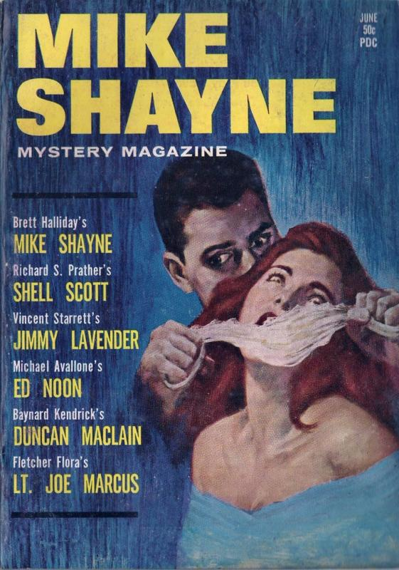 Mike-Shayne-Mystery-Magazine-June-1964