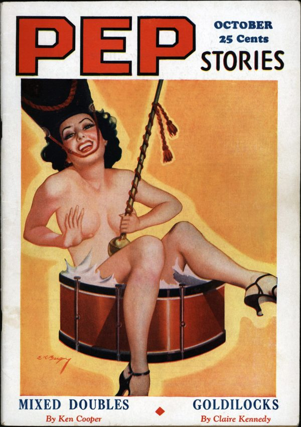 Pep Stories October 1935