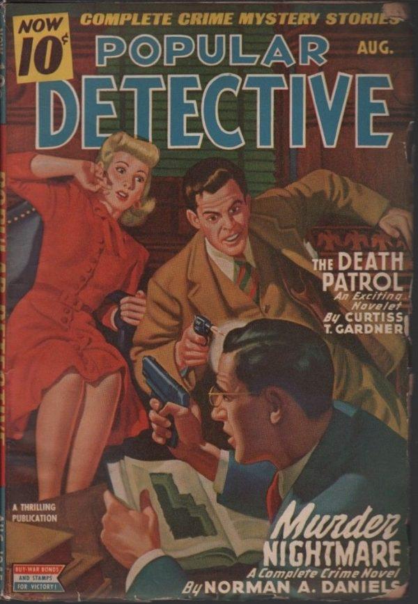 Popular Detective 1945 August