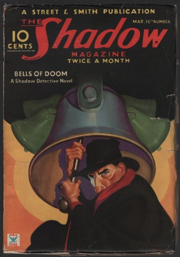 Shadow, The. 1935 March 15