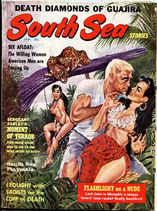 South Sea Stories January 1963
