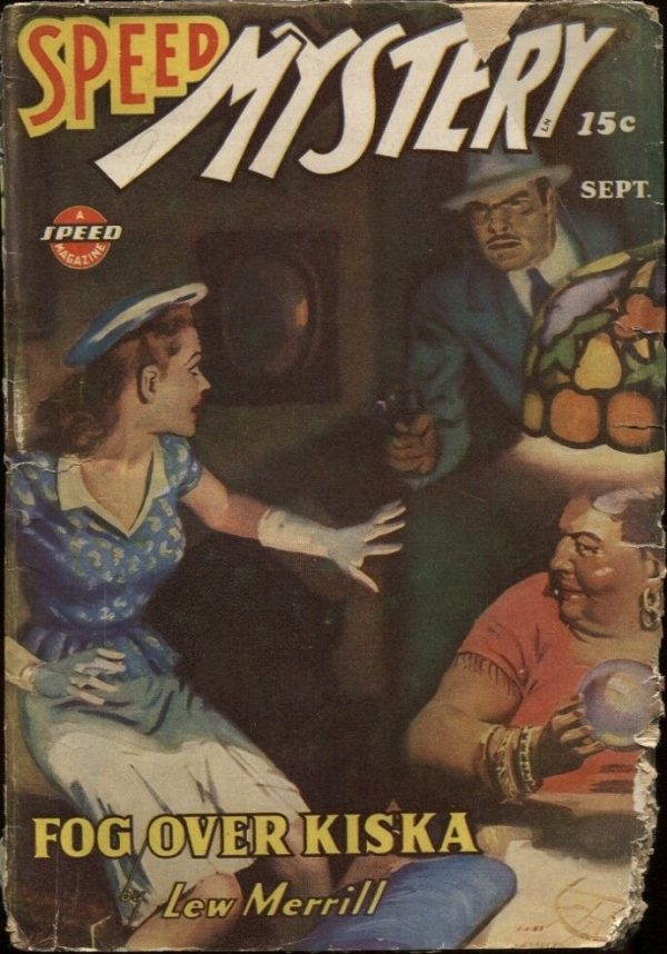 Speed (Spicy) Mystery Stories 1943