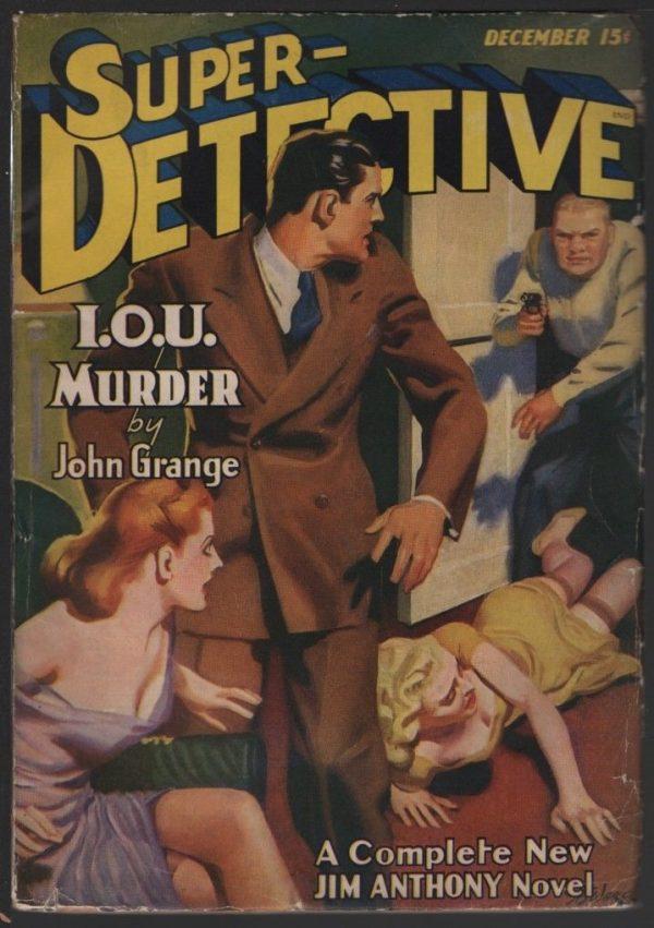 Super Detective 1941 December