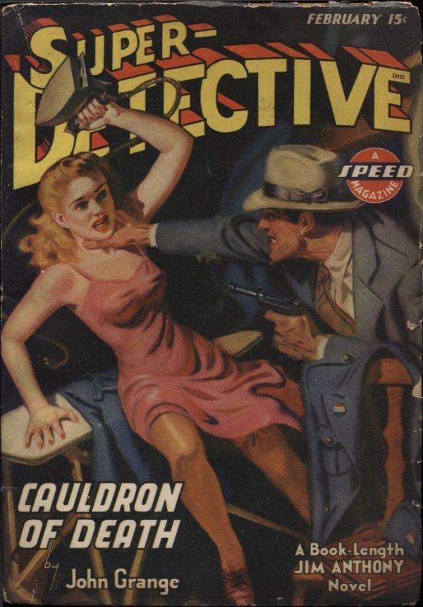 Super-Detective 1943 February