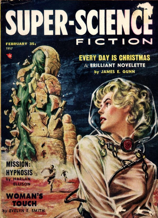 Super Science Fiction February 1957