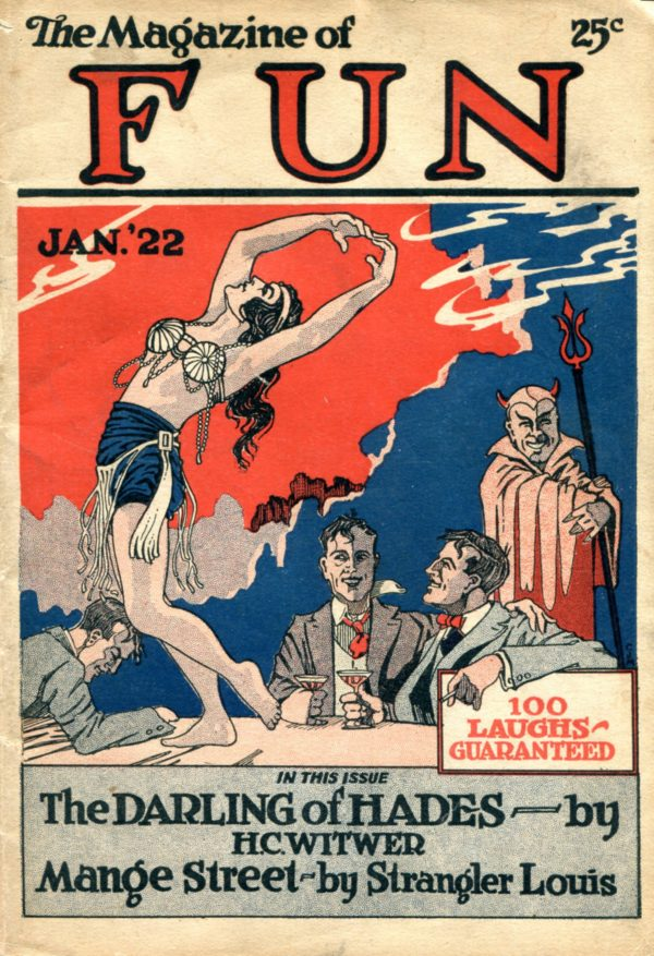 The Magazine of Fun, January 1922
