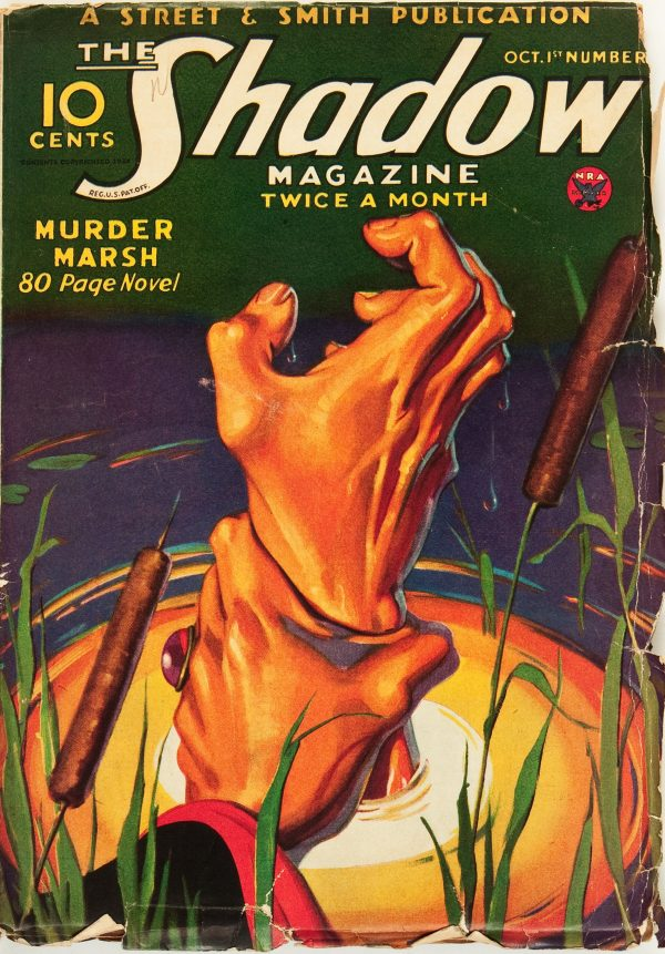 The Shadow October 1934