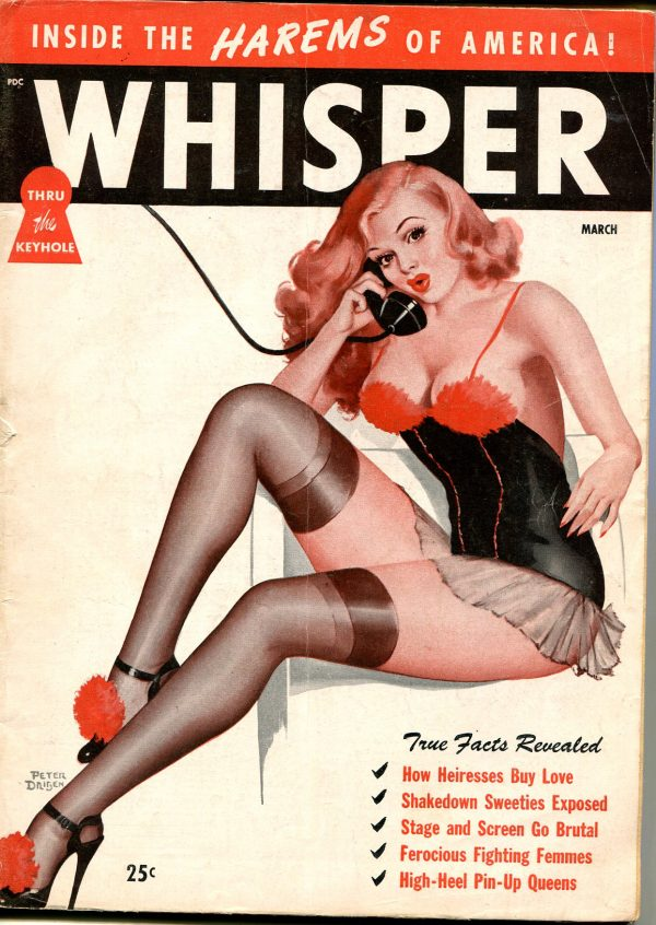 Whisper March 1948