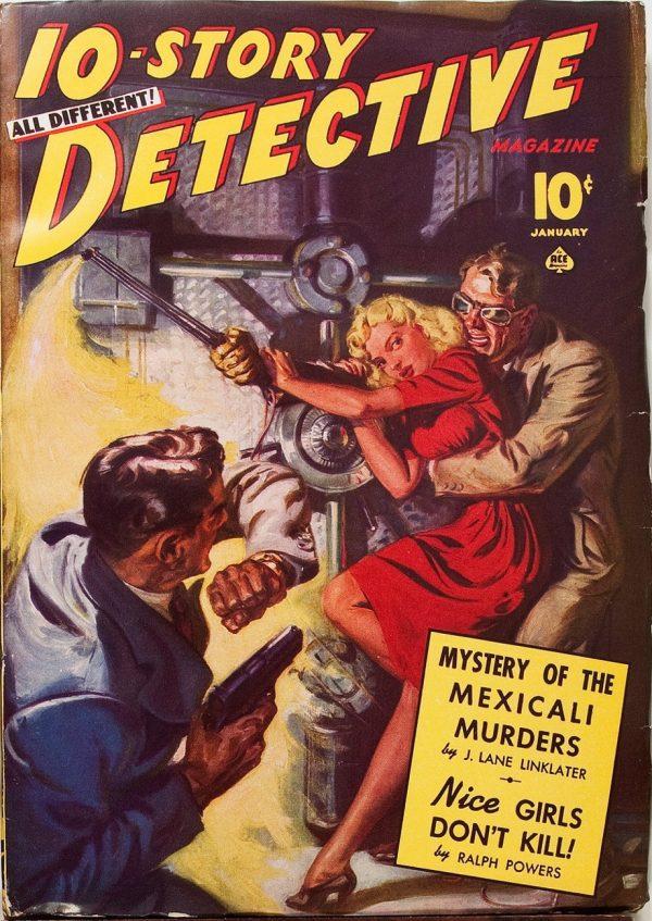 10 Story Detective January 1941