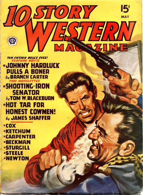 10 Story Western Magazine May 1947