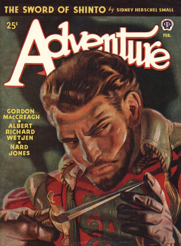 Adventure February 1946