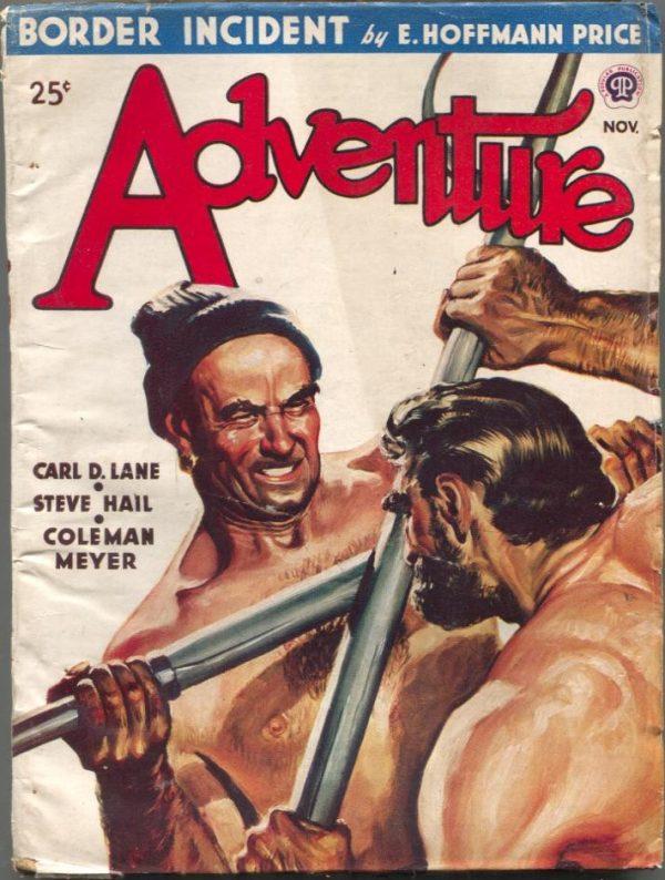 Adventure November 1947