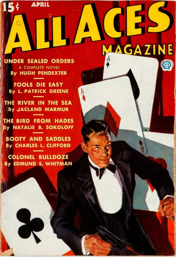 All Aces April 1936