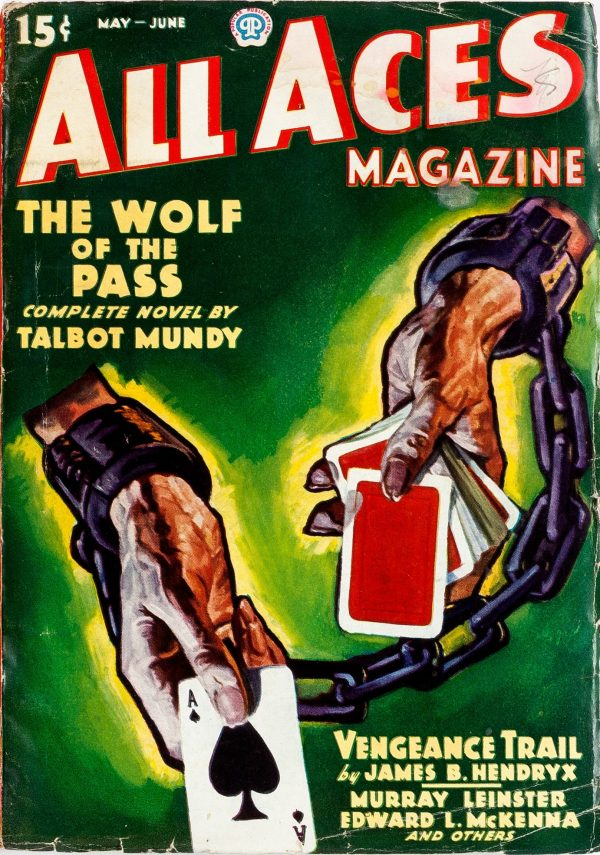 All Aces May-June 1936