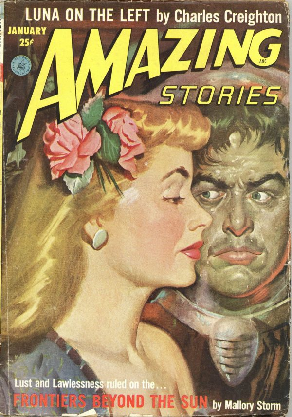 Amazing Stories January 1953