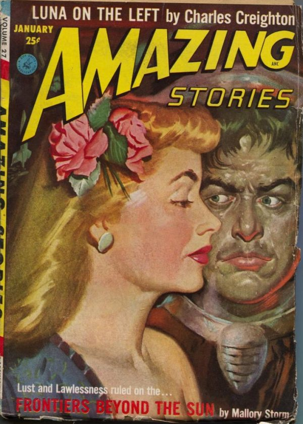Amazing Stories January 1953