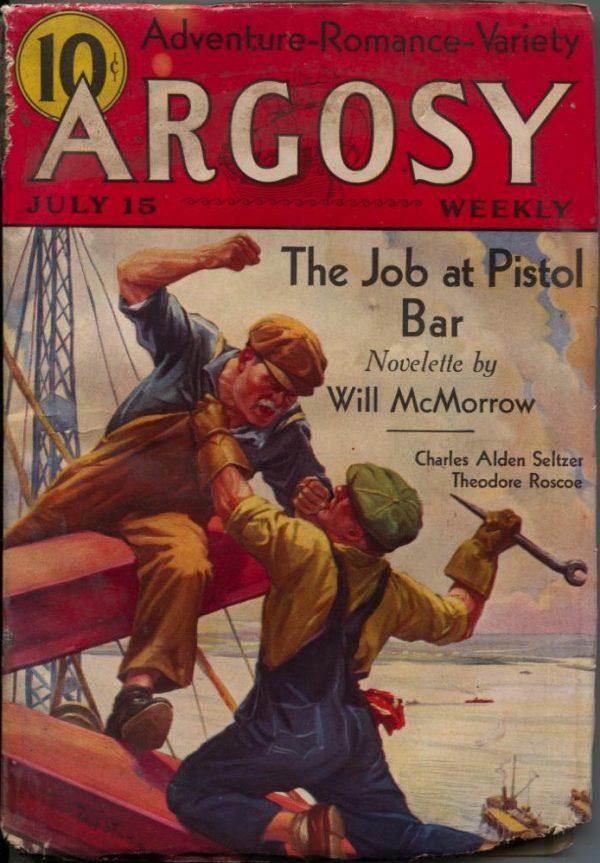 Argosy July 15 1933