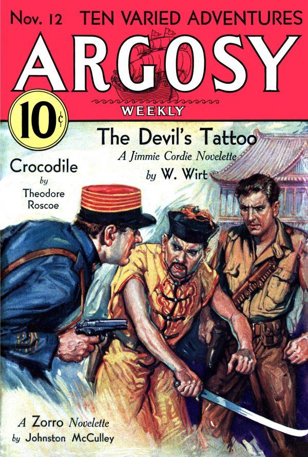 Argosy November 12, 1932