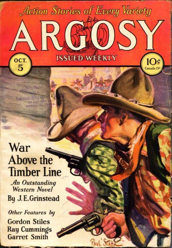 Argosy October 5 1929