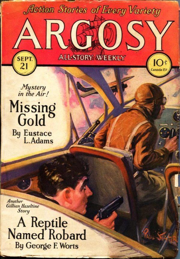 Argosy September 21 1929