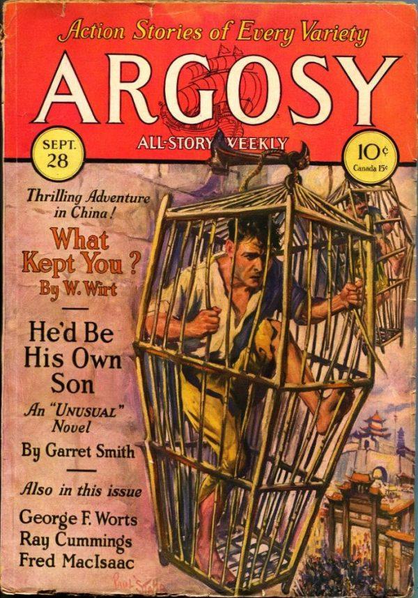 Argosy September 28 1929