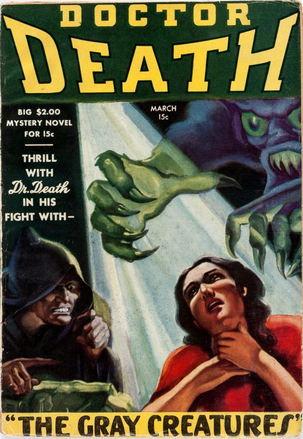 Doctor Death - March 1935