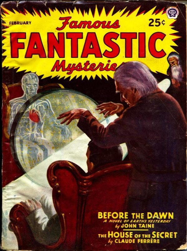 Famous Fantastic Mysteries February 1946
