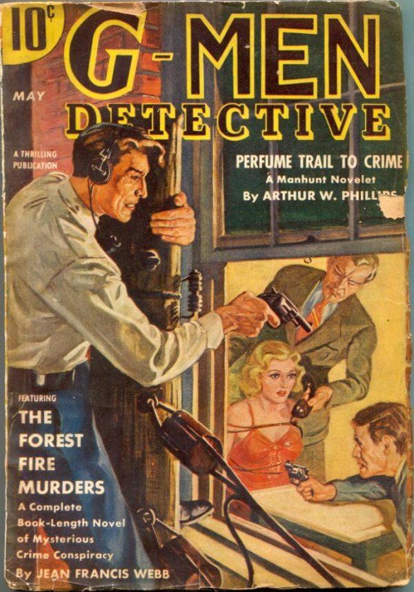 G-Men Detective May 1940
