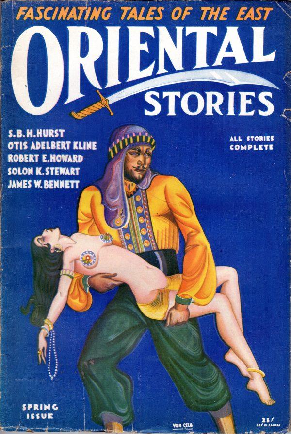Oriental Stories 1931Spring