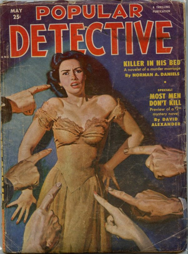 Popular Detective - May 1951