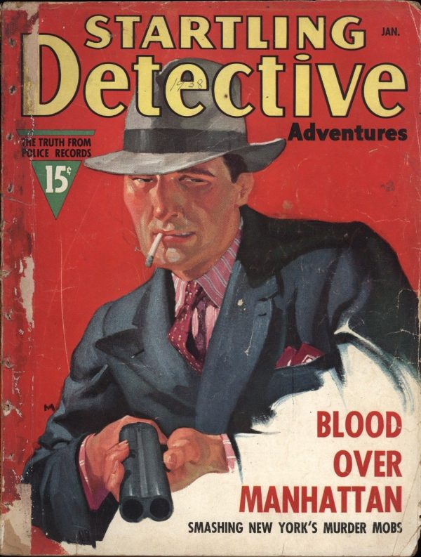 Startling Detective January 1938