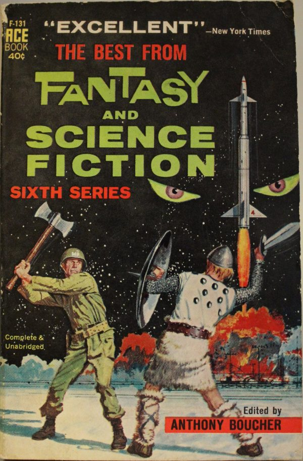 The Best from Fantasy and Science Fiction, Sixth Series 1957