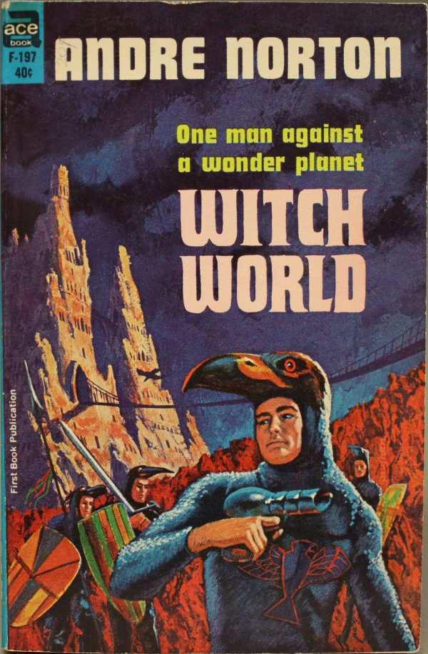 Witch World Ace Books F-197 1963