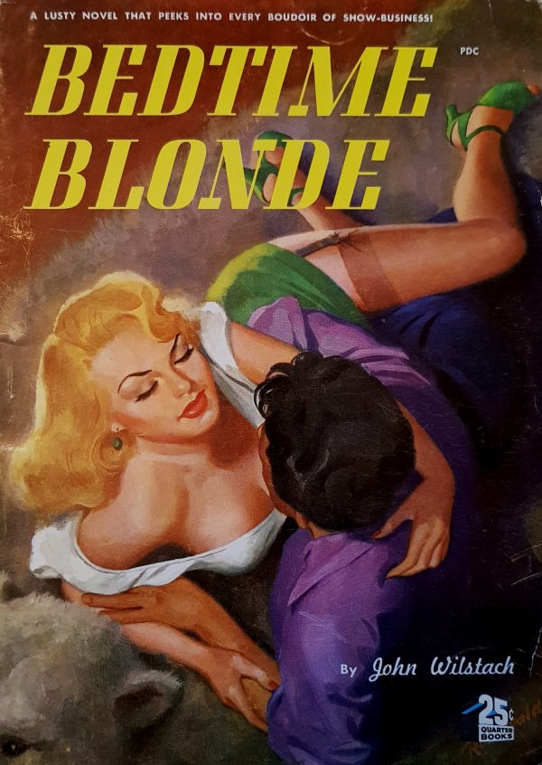 33128542248-bedtime-blonde-quarter-book-no-56-john-wilstach-1950