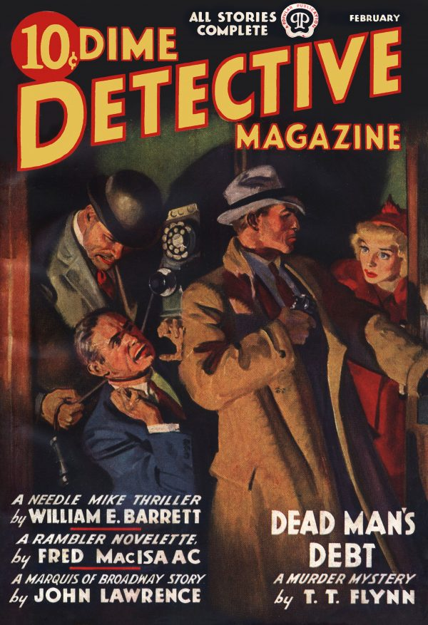 Dime Detective February 1938