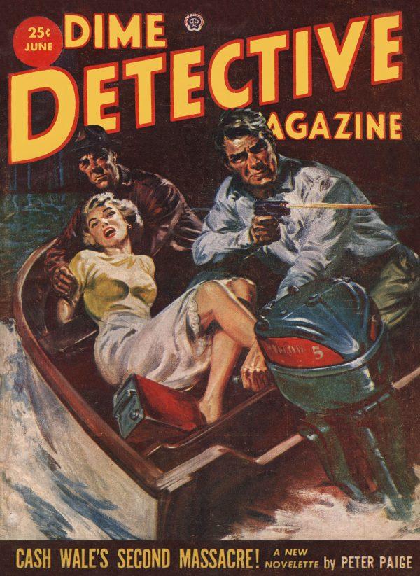 Dime Detective June 1953