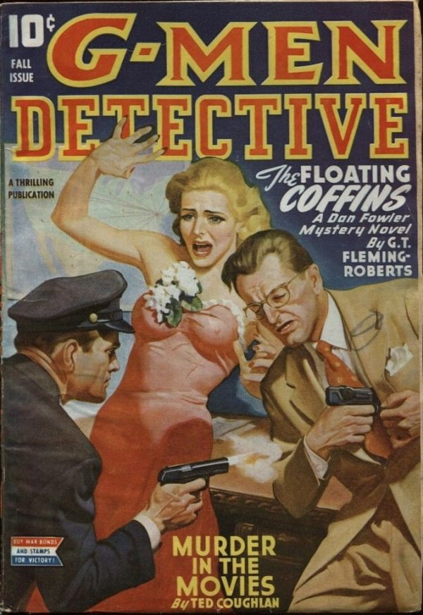 G-Men Detective 1944 Fall