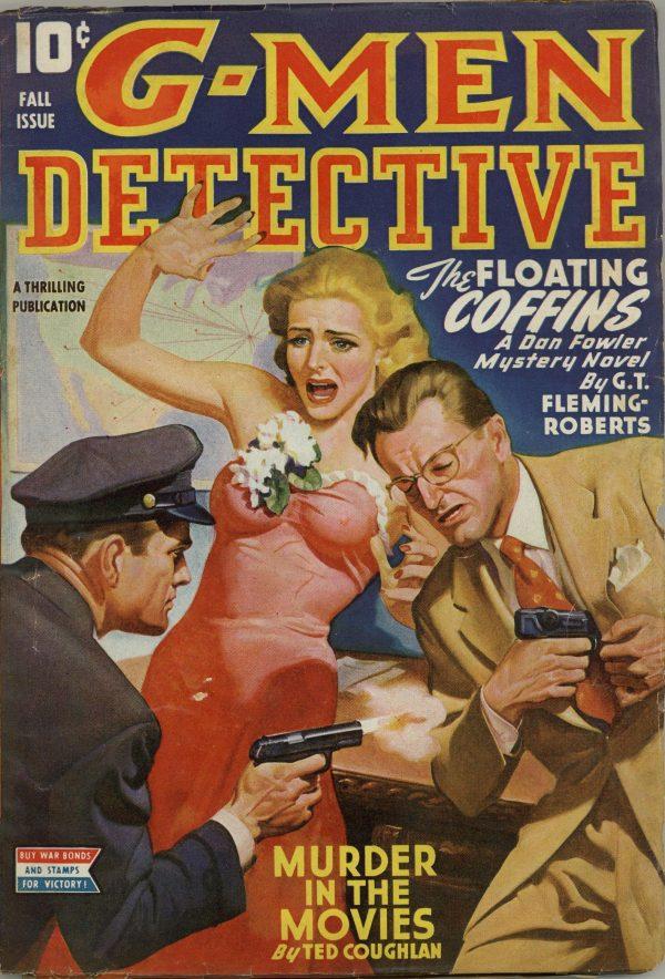 G-Men Detective September 1944