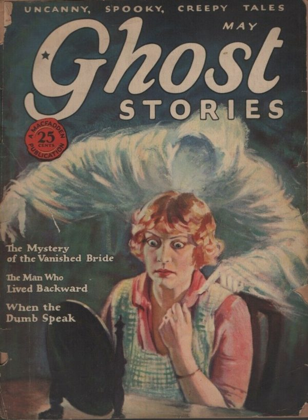 Ghost Stories 1927 May
