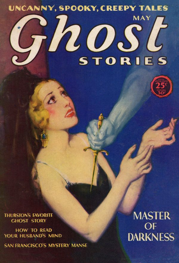 Ghost Stories May 1930