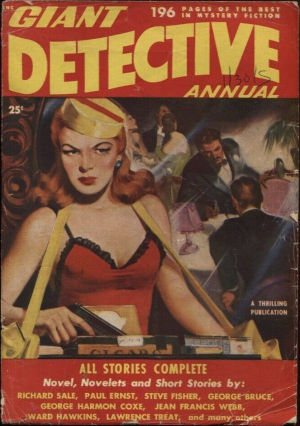 Giant Detective Annual 1950 Edition