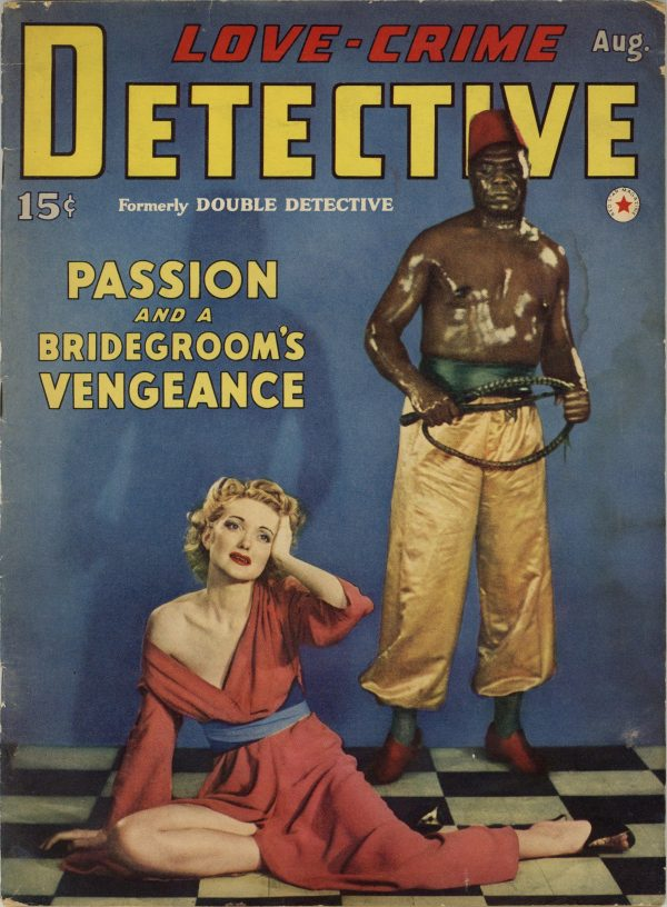 Love-Crime Detective Issue #1 August 1942