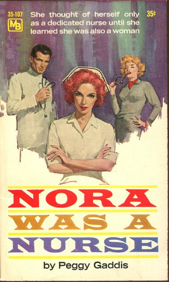 MacFadden Books #34-107, 1962